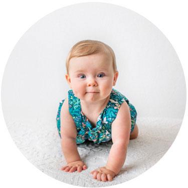 newborn photography dallas offering custom first birthday portrait sessions